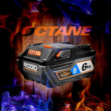Ridgid Octane Batteries are changing the game in cordless power tools