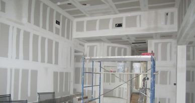 Sheetrock/drywall is a vital part of your home improvement project. House MD has you covered.