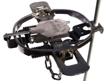HAGz Bracket - Multi Use Trap Stabilizer, Stake Swivel and Slide Lock