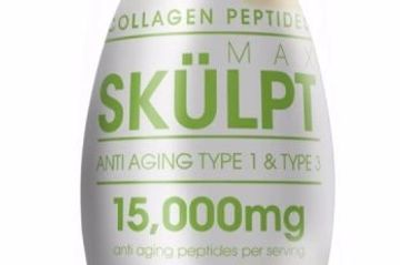 Max Skulpt collagen protein for healthy skin & joints is available at the gym in watertown sd fitnes