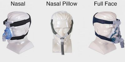 CPAP Mask Styles