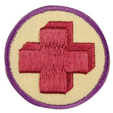 Girl Scout Junior First Aid badge Requirements