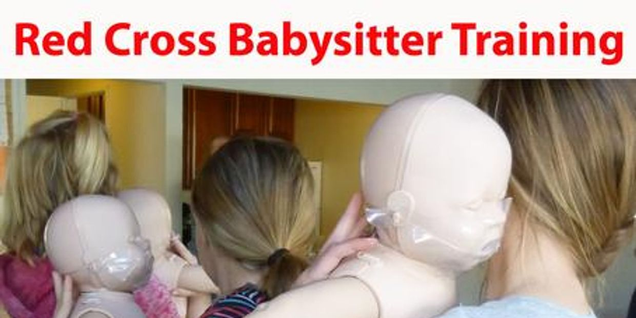 Girl Scout Red Cross Babysitter Training Course