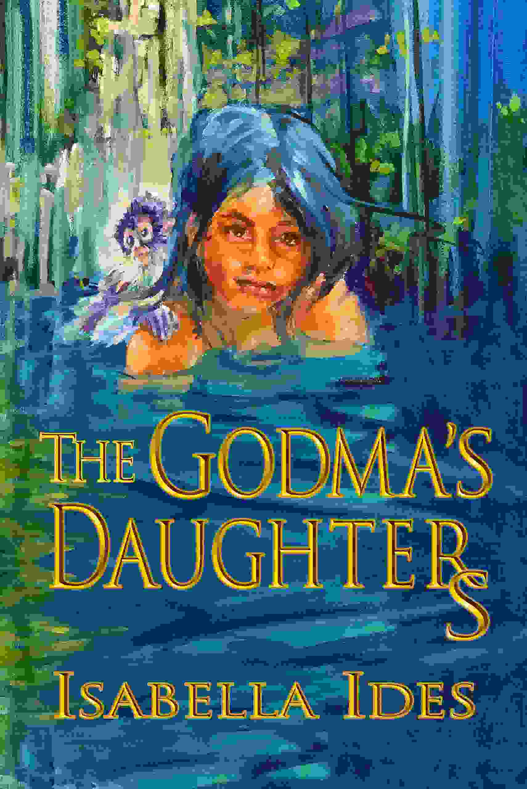 The Godma's Daughters is a love story, a time traveler's journey, a tale of border crossings.