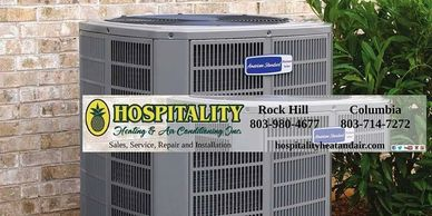 Hospitality Heating and Air Conditioning