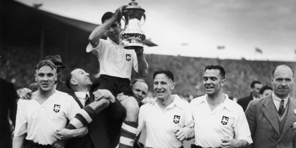 THE HISTORY OF THE FA