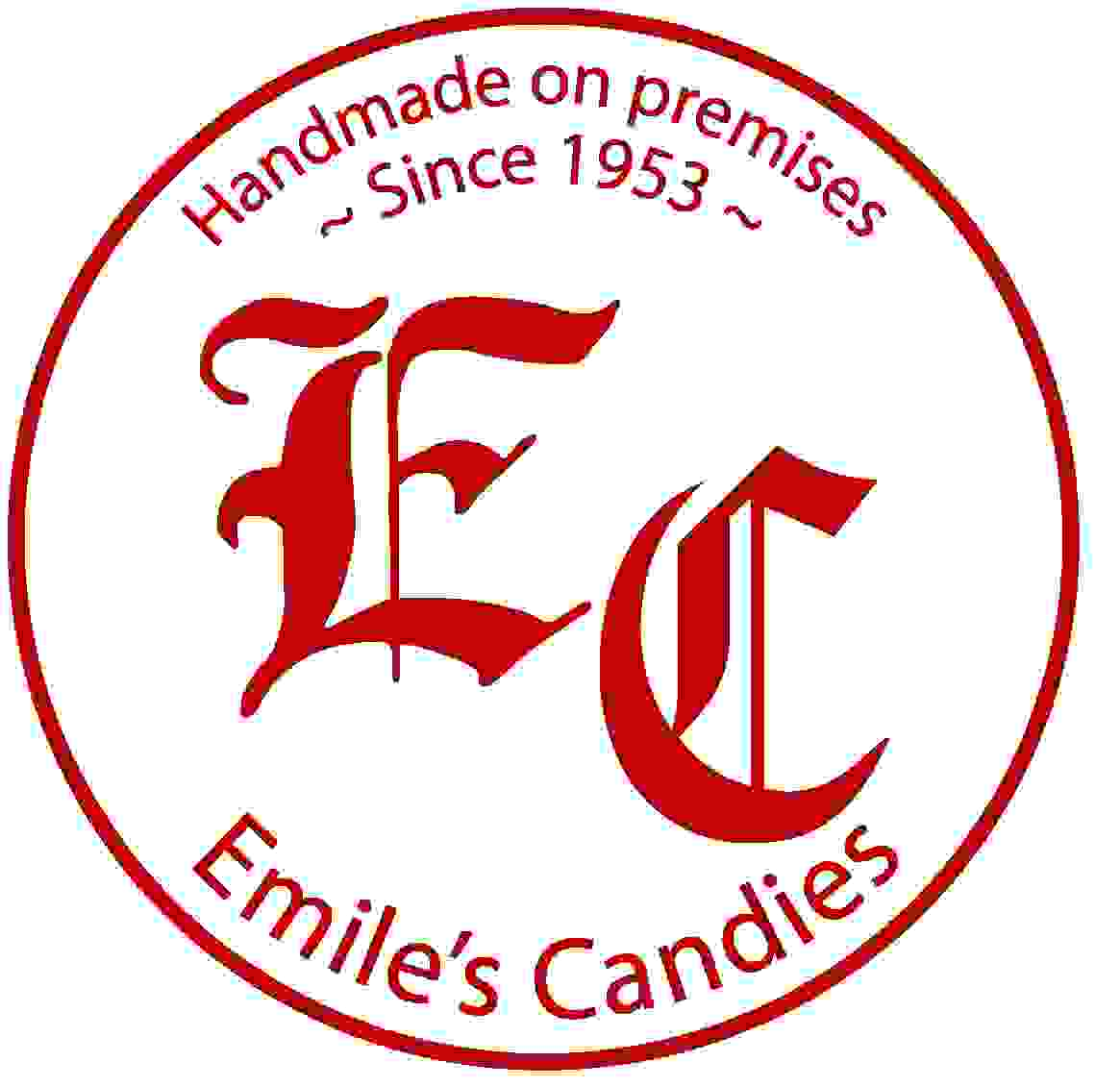 Gift Cards from Emile's Candies