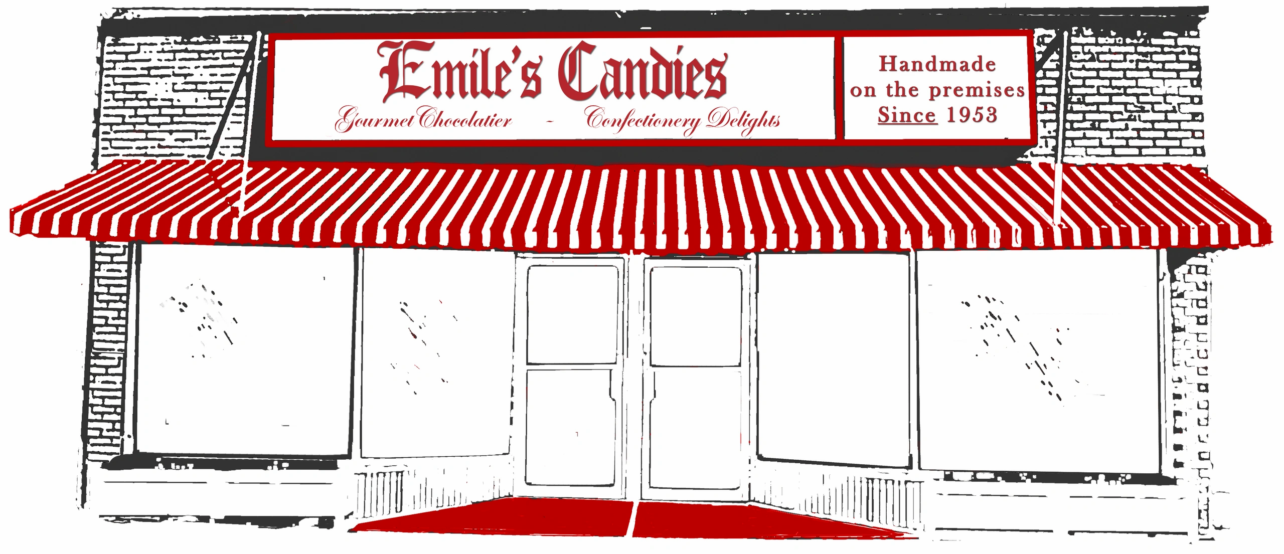 Emile's Candies in Oceanside, New York