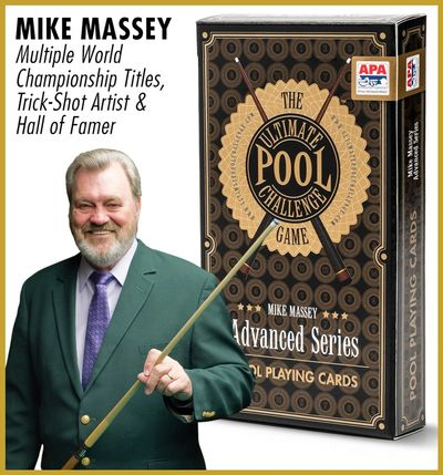 The Mike Massey Advanced Series offers more advanced training, more challenge and more excitement.