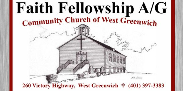 Sponsor EWG Soccer,church,west greenwich