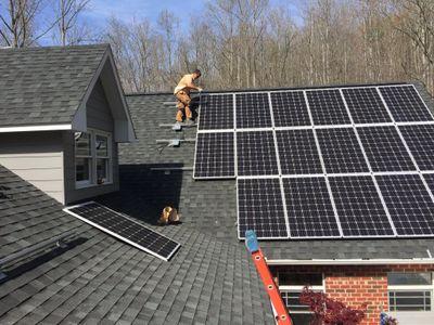 Solar Install Jd Electric Llc