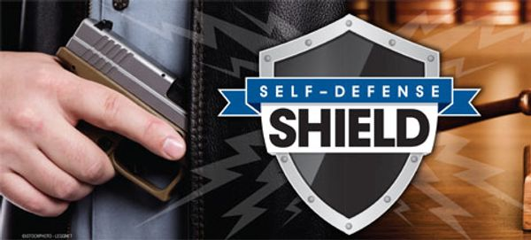 SELF-DEFENSE SHIELD: MADE FOR RESPONSIBLE GUN OWNERS  Get 100% Peace Of Mind, 100% Of The Time