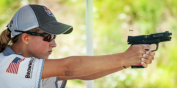 LADIES ONLY HOME DEFENSE class dry fire  range time to improve maintain safe, speed accuracy skill