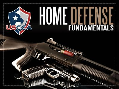 USCCA Home Defense Fundamentals Courses in Brea, Yorba Linda, Placentia, Fullerton, La Habra