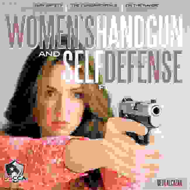 Women's Only ladies Handgun class Personal Home Protection Self-Defense Firearm Basics safe CCW