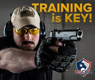 Firearms instructors recommend regular range time to improve & maintain safe, speed & accuracy & ski