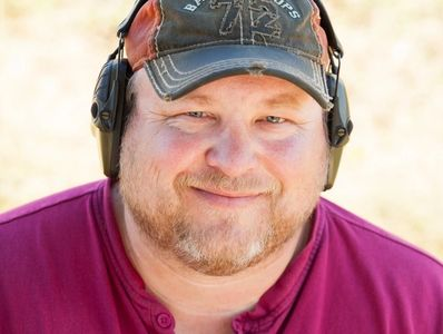 wheelchair bound Matt Fields High Ranked Steel target Shooter Handicapped disabled gun training