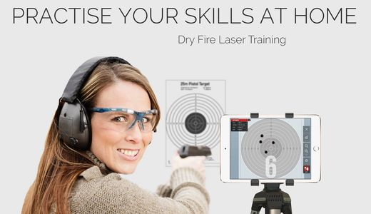 Gun Range is costly Inconvenient dry fire improve maintain skills safety speed accuracy LASR SIRT