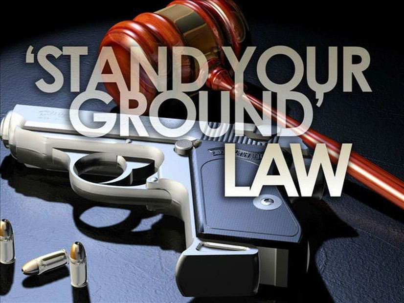 Learn California Stand Your Ground Law Self-Defense Home away Brea Placentia Yorba Linda Fullerton