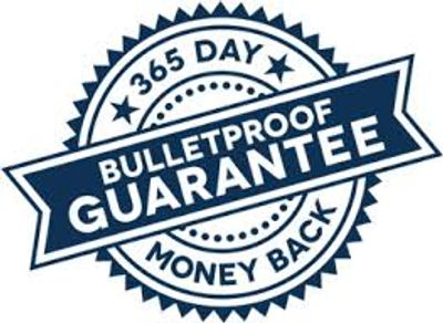 Protected By USCCA 365 Day 100% Money Back Bulletproof Guarantee self-defense insurance firearm guns