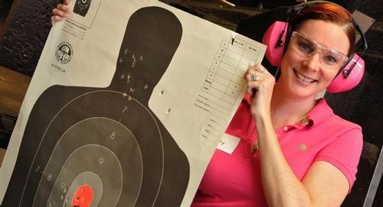 Private group men women ladies Firearms Range Training  improve maintain safe speed accuracy skills