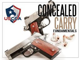 uscca nra concealed carry ccw license class self-defense gun firearm protect tactics orange county