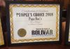 "The Bolivar Commercial - The People's Choice 2018 Voted ""Best Dinner' in Bolivar County"