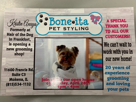 Bone-ita Pet Styling