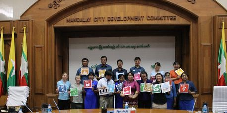 Mandalay City Development Committee, Myanmar, Scientific Advising on Environmental Sustainability