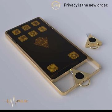 Privacy Is The New Order! The all new Impulse K1 Phone. The most secure mobile phone with Voice Over Blockchain Technology.