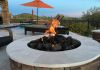 Patios with outdoor fireplaces are probably the greatest relaxation areas.