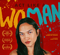 Act Like A Woman Poster