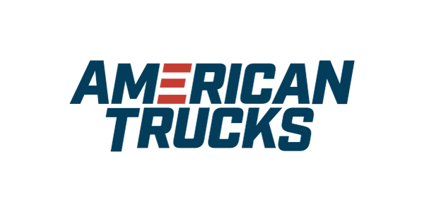 American Trucks Logo and Link