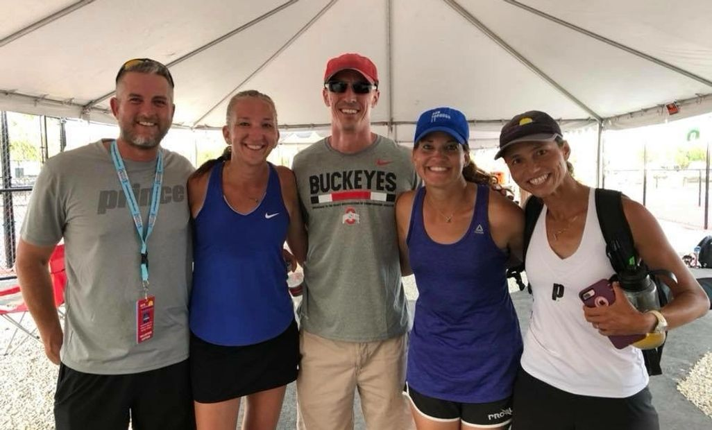 US Open Pickleball Championships, US Open Pickleball Academy, Simone Jardim, Phil Metz, Chad Edwards