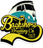 Backshore Brewing Co. Craft Beer on the beach!