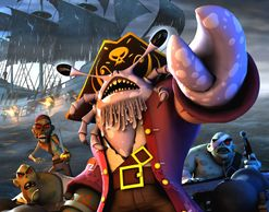 THE RiDE 7D Fun Adventure Ride Pirates