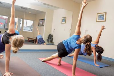 Yoga classes Begin August 15th  5:30-6:30 PM every Wednesday at the West Side Community Center