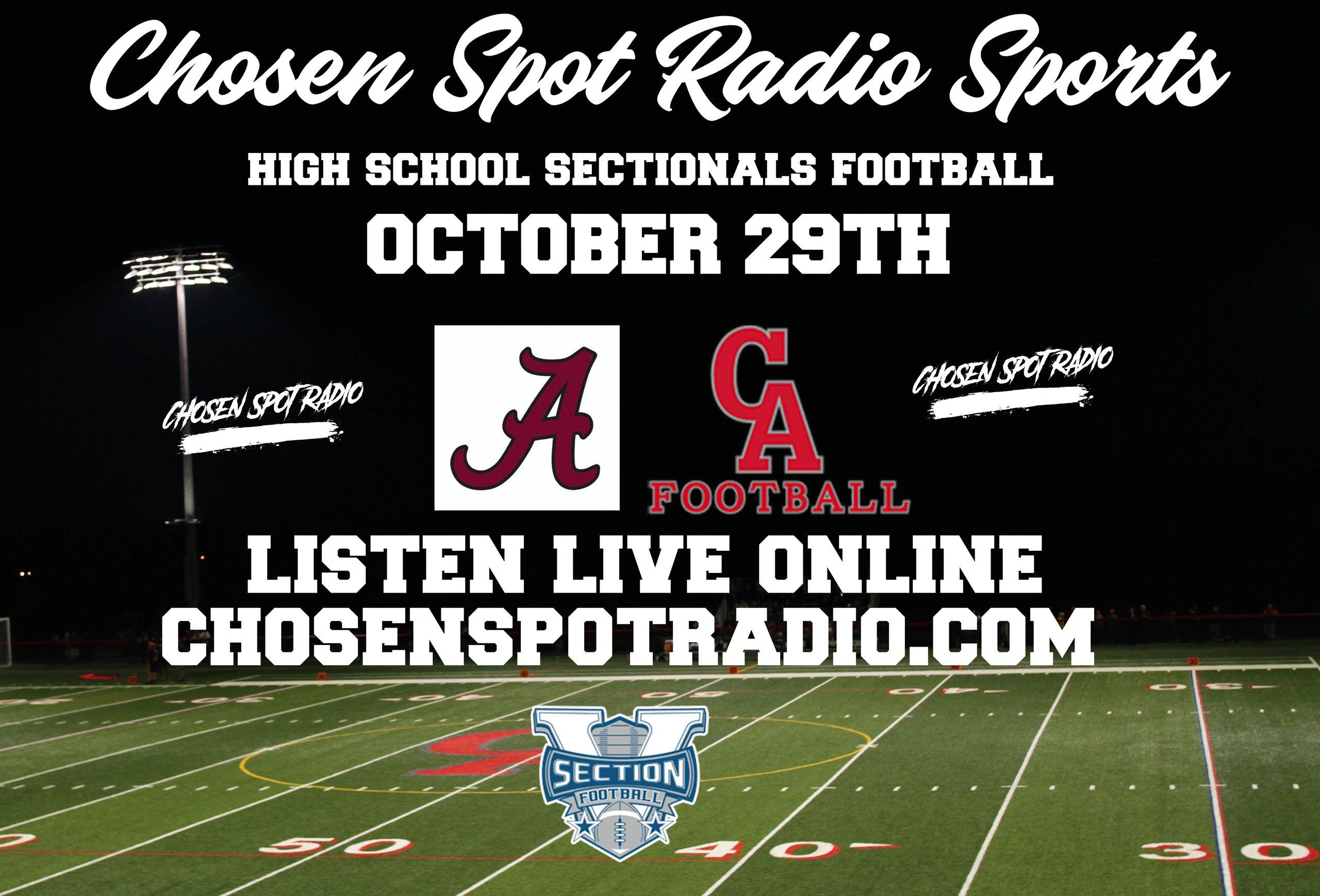 Chosen Spot Radio