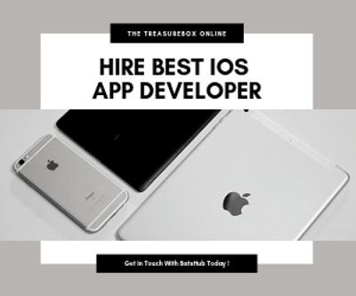 Hire iOS App Developer with Native and Cross-platform mobile app development experience.
