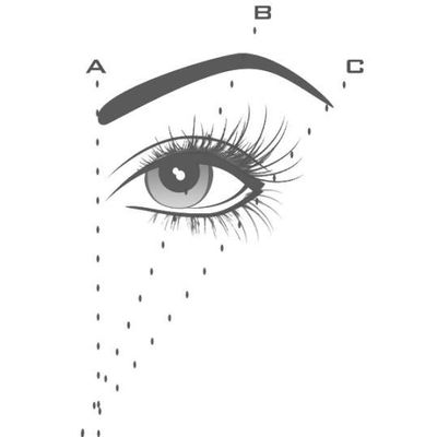 The Golden Ration for Eyebrow Shaping