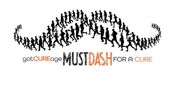 Must Dash for a CURE 5k and 5 o'clock Shadow Fun Run