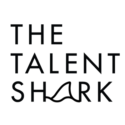 The Talent Shark Logo