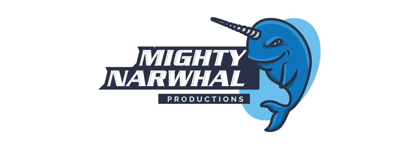 Mighty Narwhal Logo