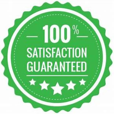 100% Satisfaction guaranteed at UpRight Garage Door Services