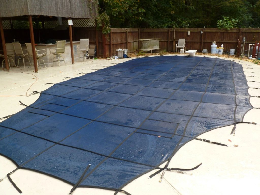 Fayetteville Georgia Pool Safety Cover Installation
