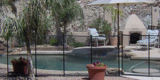 Pool Fences Clear Choice Pool Fence