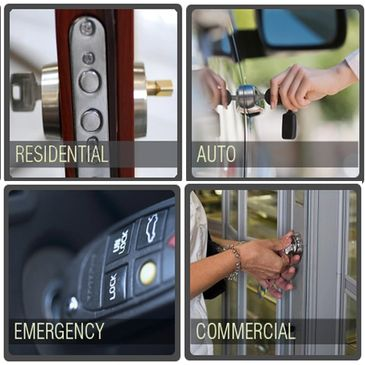 Home, auto commercial emergency services