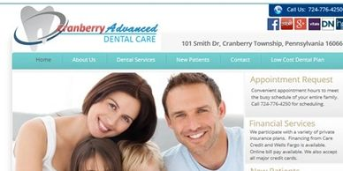 Cranberry Advanced Dental Care - Cranberry
