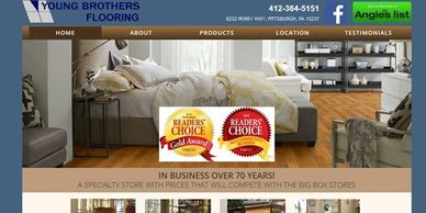 Young Brothers Flooring - Pittsburgh