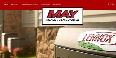 May Heating and Air Conditioning - Allison Park